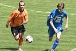 Fotbalový okresní přebor Strakonicka: Junior B - Štěkeň 7:1.