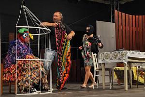 Divadelní soubor Skupa Mladějovice sehrál v pátek 16. srpna  na II. hradním nádvoří ve Strakonicích divadelní hru od Josefa Berana - Nejlepší jsou studený.
