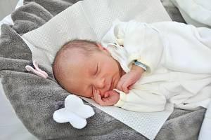 Jakub Křivanec z Lažánek. Kubík se narodil 6.2.2019 ve 13:04 hodin a při narození vážil 2 330 gramů. Na malého Kubíčka se všichni doma už moc těšili.