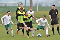 Fotbalový KP: Osek - Jankov 0:0.