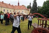 Dobrovolní hasiči z Čestic oslavili 135 let od svého založení.
