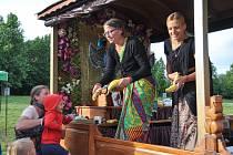 Ve středu 28. července 2021 se zastavil putující festival Padayātrā ve Strakonicích.