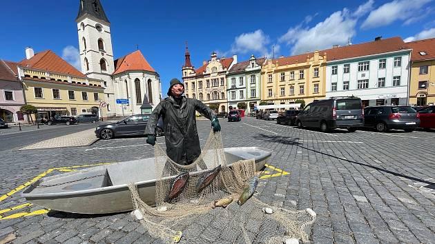 Letošní ročník Vodňanských rybářských dnů nabídl pouze jednodenní program.