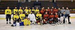 HC Nektarka slavila 20. výročí a 400. zápas.