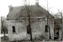 Strakonice a kaple na Střela.