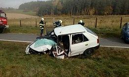 Nehoda se smrtelnými následky.