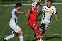 Chelčice vypadly z Českého poháru po domácí prohře 0:3 s Bavorovicemi.
