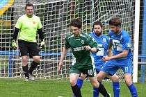 Fotbalový OP Strakonicka: Junior B - Katovice B 0:2.
