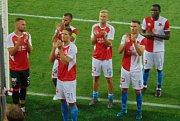 Strakonická odbočka přátel Slavie Praha jela podpořit své hráče v 3. předkole Ligy mistrů proti ukrajinskému Dynamu Kyjev.