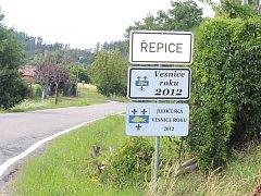 Za samostatnou éru 27 let se mimo jiné stala Řepice Jihočeskou a celorepublikovou vesnicí roku, a to v roce 2012.