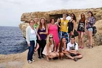 Před Azure Window - Malta