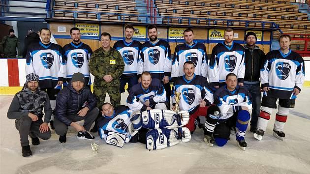 Strakonický armádní celek získal třetí místo.