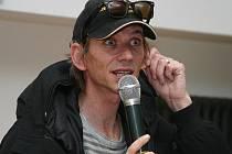 Režisér Jiří Strach.