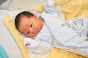 Jakub Chaloupka z Blatné. Kubík se narodil 26.12.2018 v 9 hodin a 54 minut a při narození vážil 3940 g. Na Kubíka se doma již všichni moc těší.