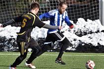 Fotbalová příprava: Blatná - Vodňany 5:2.