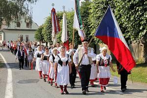 Baráčníci z Radomyšle vystoupí v Senátu.