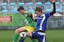 Starší dorost Junioru Strakonice porazil doma Prachatice 4:0.