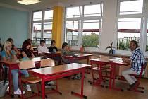 Gymnázium je po rekonstrukci.