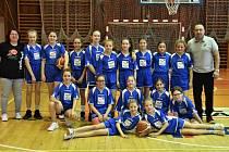 Odstartovala Školská liga minibasketbalu ve Strakonicích.