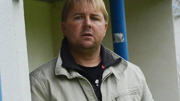 Trenér Karel Sládek