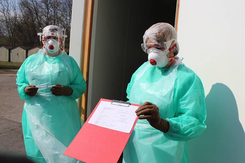 Na COVID 19 se lidé mohou od středy 18. března nechat otestovat i ve Strakonicích. Toto odběrové místo mohou využívat jako druhé v Jihočeském kraji.