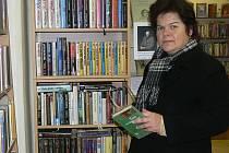 Městská knihovna ve Volyni.