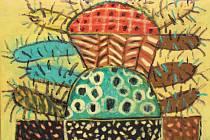 Přijďte se nechat omámit abstraktními obrazy jasných barev Milana Janáčka a Lucie Scholler Ruskové. Čeká vás i nová várka spontaneity a radosti sršící z maleb Josefa Synka.