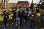 Starostové z Ústecka navštívili v jižních Čechách obec Cehnice, která získala ocenění Vesnice roku 2016.
