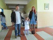Začátek školy v ZŠ Radomyšl.