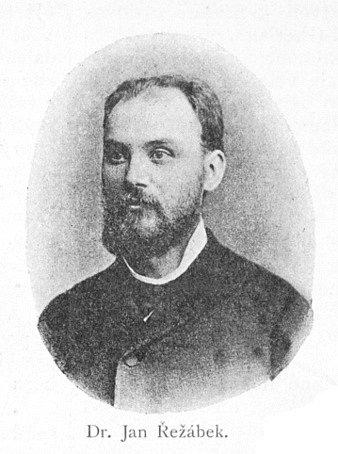 Profesor Jan Řežábek