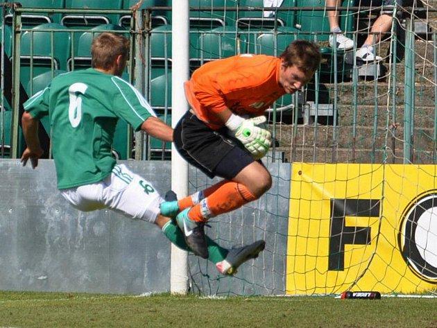 Strakoničtí fotbalisté mají formu, na hřišti Bohemians 1905 B vyhráli 2:0.