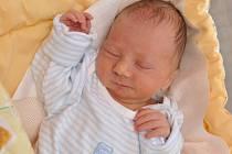 Jan Voneš, Volyně, 6.1. 2017  ve 20.33 hodin, 3030 g.  Malý Jan je prvorozený.