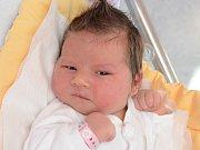 Ella Švarcová, Čkyně, 4.9. 2017 ve 14.17 hodin, 3470 g. Malá Ella je prvorozená.
