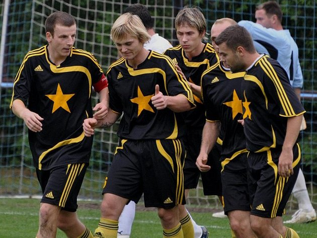 Fotbalisté Vodňan zahajují jarní část krajského přeboru proti Jankovu.