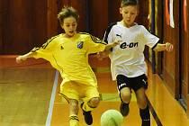 Ve Strakonicích pokračoval halový fotbalový turnaj přípravek.