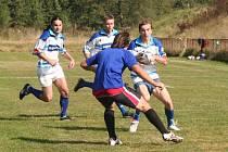 Rugbyový turnaj v Radošovicích.