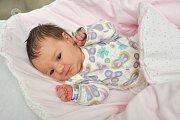 Adélka Schwarzová z Vimperku. Adélka se narodila 16. prosince 2018 v 15 hodin a 55 minut a při narození vážila 2770 g. Doma již na Adélku čeká bráška Vašík, kterému jsou tři roky.
