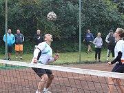 Nohejbalový turnaj a zábava pro děti, to byl program soboty v Třebohosticích.