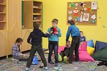 Den otevřených dveří uspořádal dětský klub Rybka, který sídlí na náměstí Svobody 10, ve středu 23. ledna. Návštěvníci si mohli prohlédnout prostory klubu, seznámit se s jeho činností a osobně poznat pracovníky.