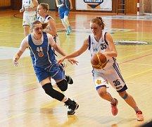 Béčko žen získalo proti Nymburku a Poděbradům všechny body.