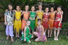 Taneční přehlídku a zároveň soutěž ve stylu disco, country, orient, taneční kompozice, break i step bylo možno spatřit v sobotu 16. června v Letním kině ve Strakonicích.