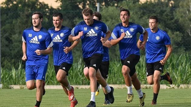 Katovičtí fotbalisté odstartovali přípravu na novou sezonu.