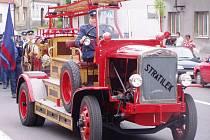 Mezi opečovávané skvosty štěkeňských dobrovolných hasičů patří škoda Stratílek z roku 1928, která má dokonce i své jméno, a to Zuzana. Dodnes je ve funkčním stavu a je ji vidět při mnoha slavnostních příležitostech v rámci celého okresu.