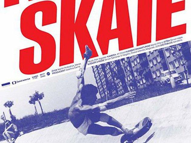 Kultovní postavy českého a světového skateboardingu ve filmu.