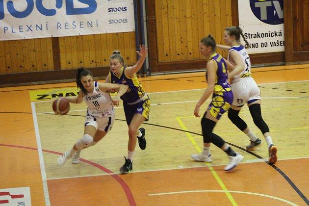 Sérii o9. místo vRenomia ŽBL nakonec lépe zvládla Slovanka.