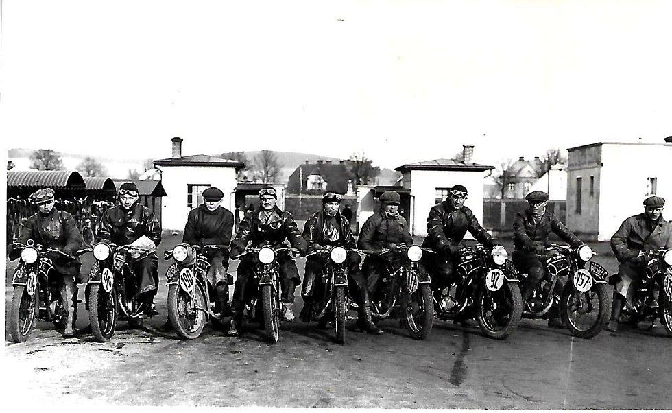 Strakonice jsou město motocyklových jezdců.