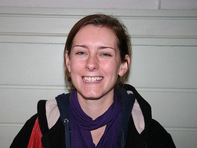 Leah Cox pochází z Iowy.