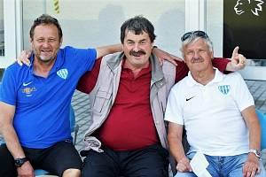 Jan Škrle fotí sport a především fotbal již více než pět desítek let a zažil s ním plno krásných setkání.