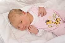 Lili Šináklová z Vimperku. Lili se narodila 23. 9. 2020 v 10.44 hodin a její porodní váha byla 3 630 g. Holčička je prvorozená.