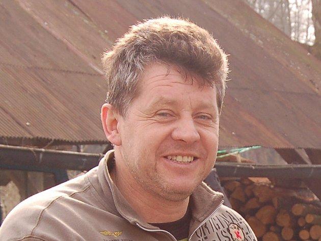 Trenér Libor Žák.